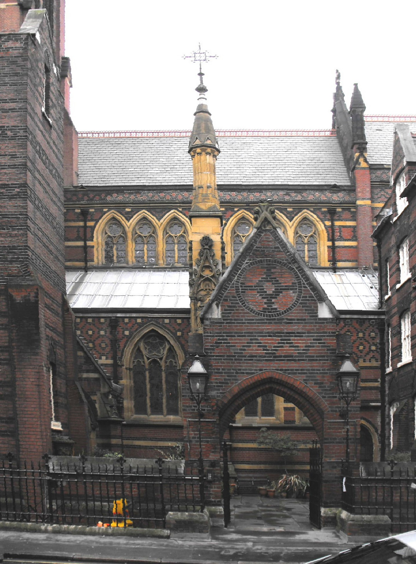 history of all saints margaret street All saints is famous for its architecture, its style of worship and its musical  tradition history all saints had its origins in the margaret street.